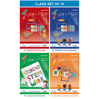 Resource Materials - Class Set of 16